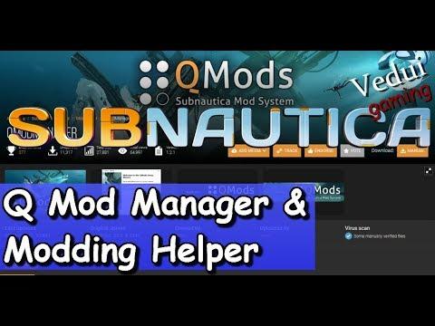 Subnautica Guide | Q Mod Manager & Modding Helper! @Vedui42