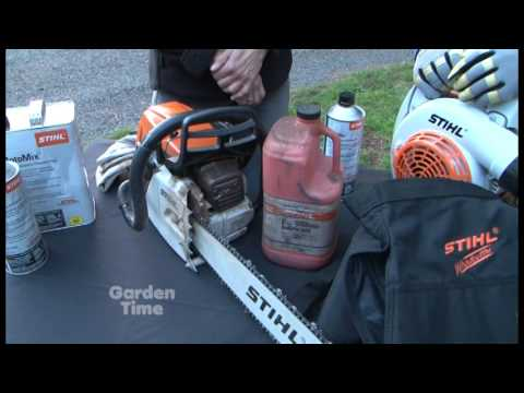Winter Power Tool Care