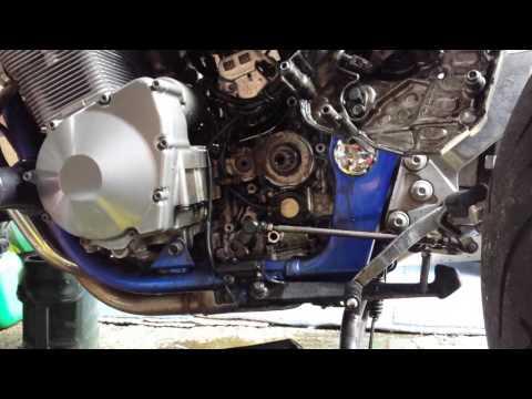 Suzuki Bandit Chain and Sprocket Change Chelt-Mods