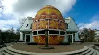 Музей Писанки, м. Коломия(Экскурсия в музее декоративных пасхальных яиц в городе Коломыи в Ивано-франковской обл. 2015г., 2015-04-05T18:25:57.000Z)