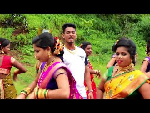 NAVSACHA GANPATI AANLAY GHARALA | GAURI GANPATI SONG 2018 | AJIT PATIL