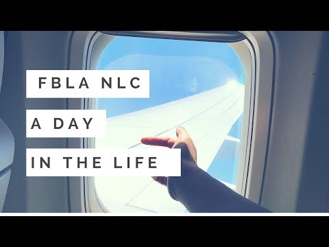FBLA NATIONALS 2017 (A Day In The Life) - LA Vlog #2