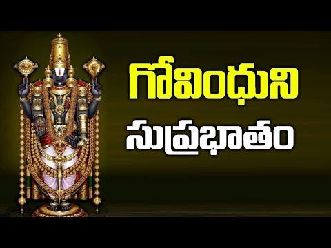 Sri Venkateshwara Suprabhatam || Sri Venkatesa Govinda Devotional Song || Tirumala