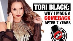 Tori Black Discusses Why she Made a Comeback After 7 Years
