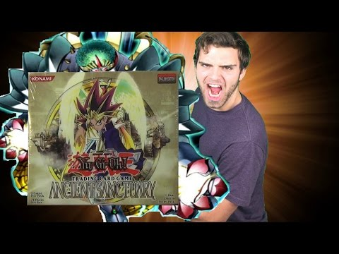 Yugioh Booster Box Battles! AST vs PGD Ancient Sanctuary Opening! .Avatar of POT. OH BABY!!