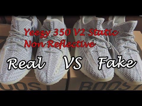 yeezy 350 v2 static reflective fake