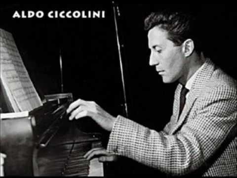 C. DEBUSSY – Piano Works. A. Ciccolini, piano. (Live, Napoli, 1989, IV Concerto)