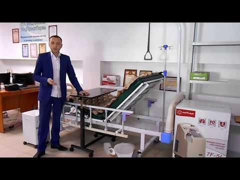Кровати для лежачих больных в домашних условиях прокат