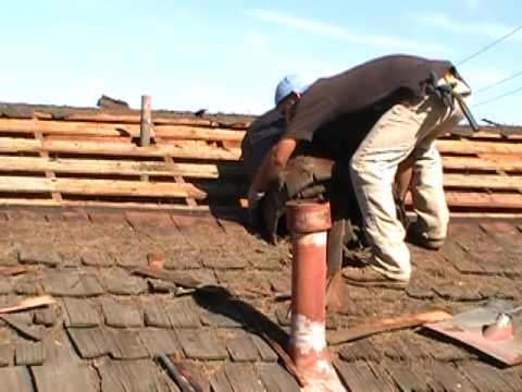 Roof Tear Off Youtube