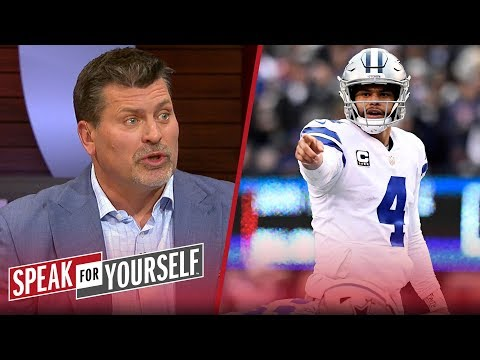 Mark Schlereth on Dak Prescott criticism, talks Tom Brady as a Top 5 QB | NFL | SPEAK FOR YOURSELF