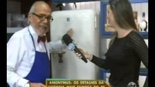 Anonymus Gourmet estreia sábado, 12h15, no SBT RS!  [A cozinha mais famosa do R.S]