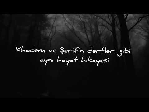 Download Khadem ft. Şerif - Yarınlarım (Lyrics Video)