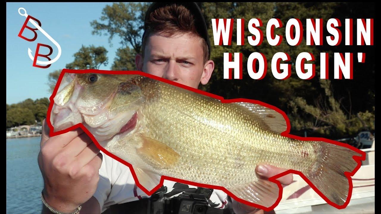 Catching MONSTER Bass on GOOGAN BAITS
