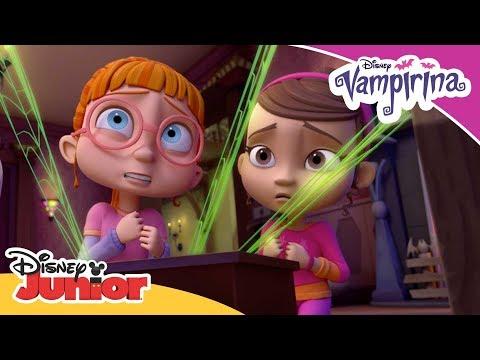 Games Night   Vampirina   Disney Junior Arabia