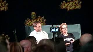 Spooky Empire 2018 X-Files Film Panel
