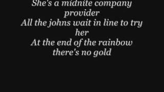 Crashdïet - Falling Rain (with lyrics)
