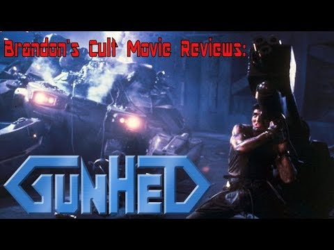 Brandon's Cult Movie Reviews: GUNHED (RE-UPLOAD)