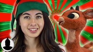 Is Rudolph Actually A Girl? - The Rudolph Theory/Christmas Special - Cartoon Conspiracy (Ep. 37)