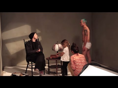 Red Hot Chili Peppers - Look Around [Official Behind The Scenes Video] Thumbnail image