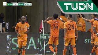 Gol de Da Marcus | Dynamo 1 - 1 América | Leagues Cup - TUDN