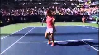 Andy Murray smashes racquet in Miami Open loss to Grigor Dimitrov