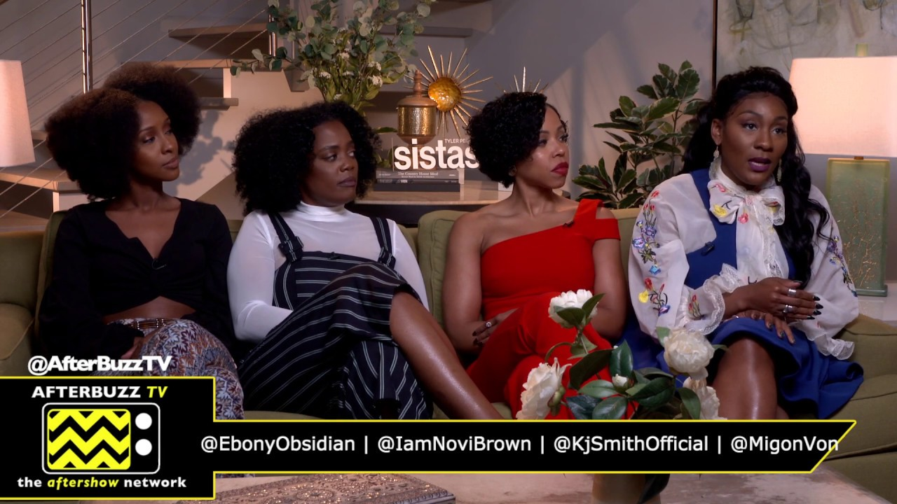 Download The Cast of Tyler Perry's new show Sistas