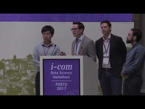 I-COM Data Science Hackathons 2017 - Wunderman (Team Collision)