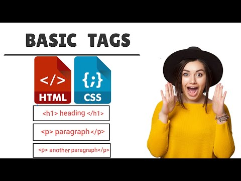 Useful HTML Tags (div, Pre, Hr, Label, Hr, Empty Tags, Nested Tags) Very Useful Video #19
