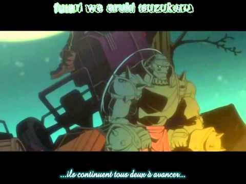 Fullmetal Alchemist END 1 (Nana Kitade - Kesenai Tsumi)