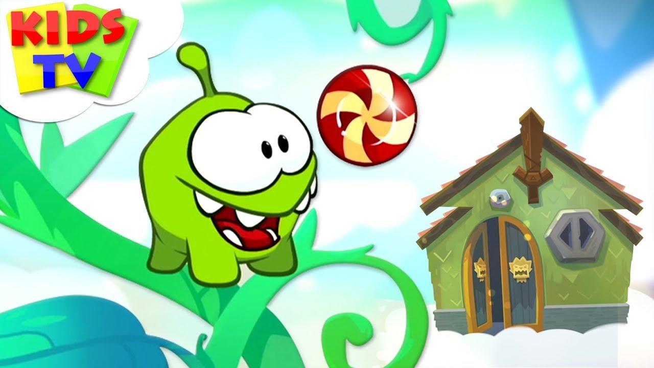 The Beanstalk | Om Nom Stories | Cartoon Shows For Children - Kids TV
