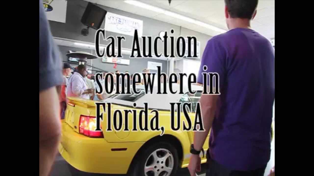 American Car Auction - YouTube