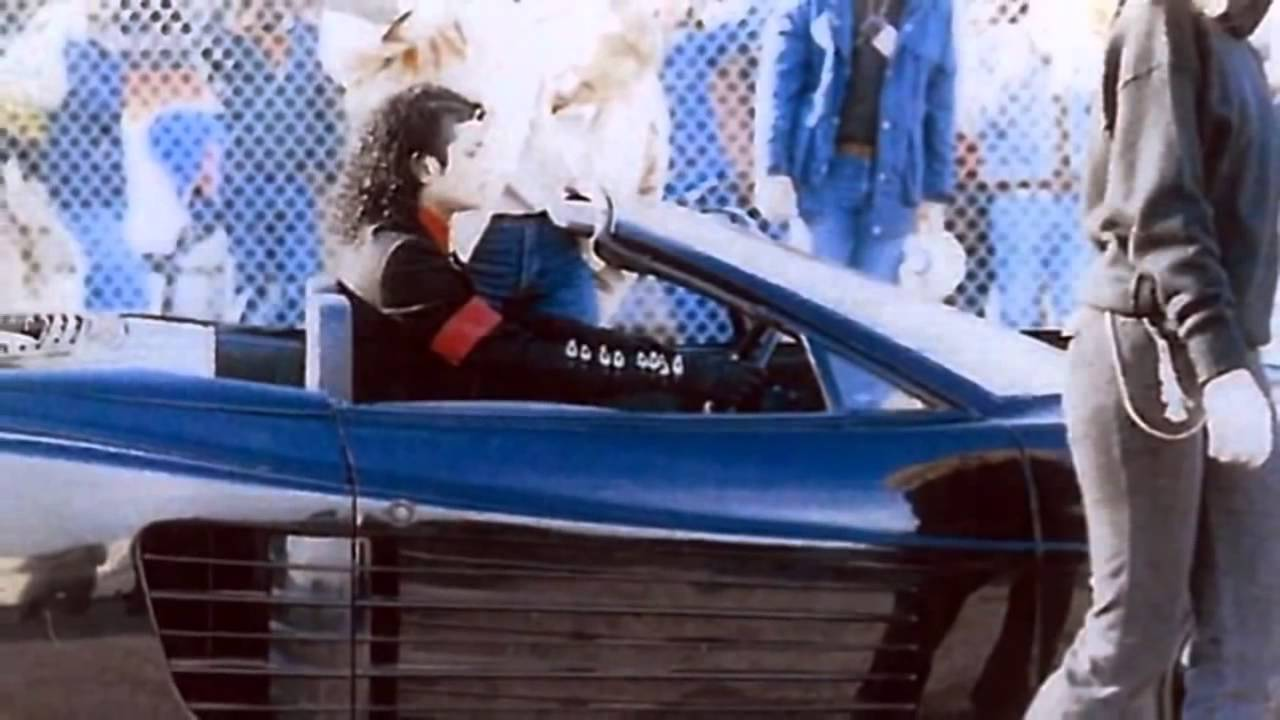 1986 Ferrari Testarossa Spyder Driven by Michael Jackson