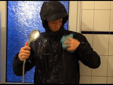Спортивные куртки для велосипеда или как не утонуть в ванне^^