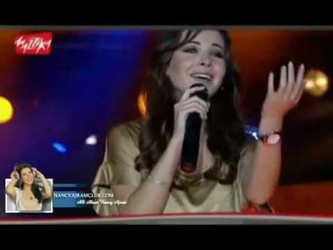 Nancy Ajram - Shakhbat Shakhabeet (Mobinile Music Awards 2007)