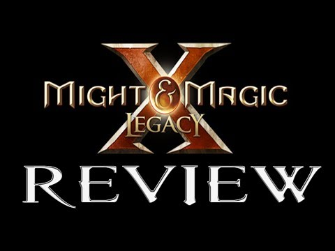 Might & Magic X Legacy Review