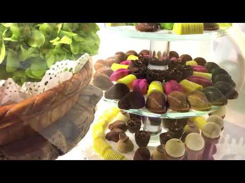 Chocolate Tea Coffee Festival Doha | #CTCFESTIVALDOHA | Karen Faith Vlogs