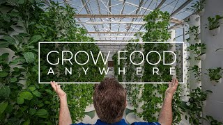 Grow Food Anywhere Without Soil and 95% Less Water | PARAGRAPHIC