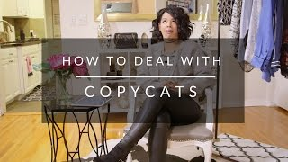 How To Deal With Style Copycats
