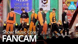 [예능연구소 직캠] 1THE9 - Spotlight, 원더나인 - Spotlight @Show! Music Core 20190420