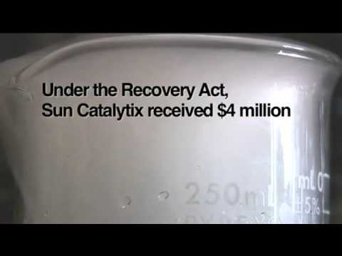 How Sun Catalytix is Creating Energy from Water and Sunlight