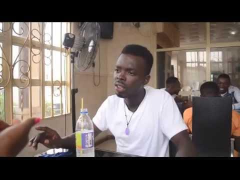 Comedy Skit: Birthday Gift by Cameroun Boy