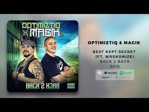 Best Kept Secret (Ft. Wrekonize Of ¡MAYDAY!) (Official Audio)