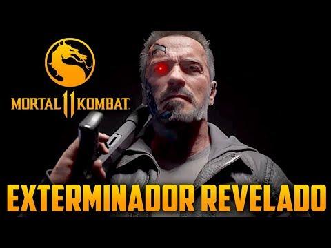 Exterminador do Futuro, Coringa e Spawn estarão em MK11; Assista teaser