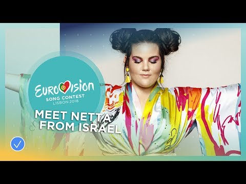 Netta (Israel): 'My Eurovision song is wrapped in a fun, Israeli, electric vibe!'