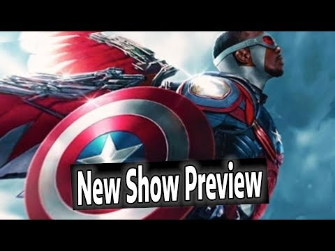 Captain America Falcon & Bucky Show Preview: ZEMO IS BACK??