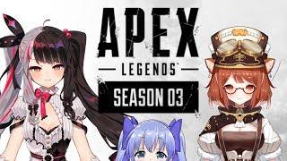 【APEX】れなれなとプーちゃんと【戦場へ】