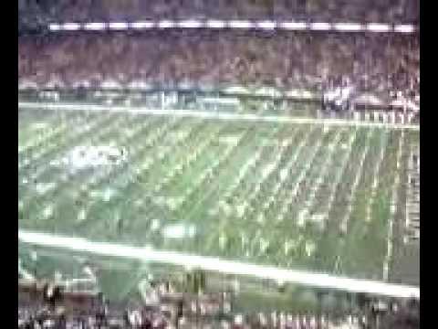 Alabama football band