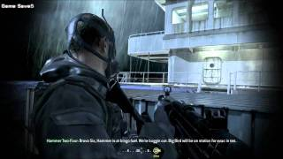 Call of Duty 4 - Campaign - Training and Mission 1 (Crew Expendable)