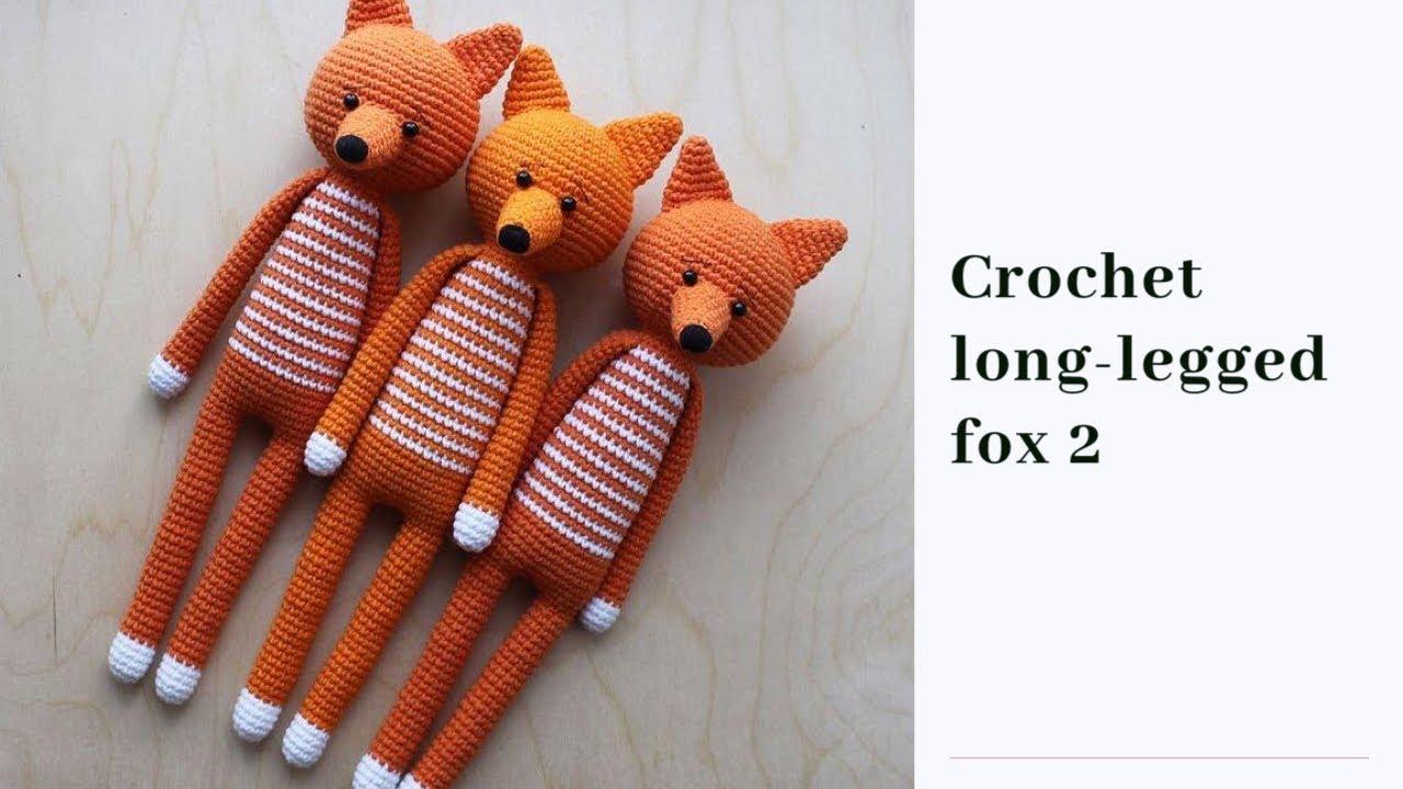 Tiny fox amigurumi pattern - Amigurumi Today   720x1280