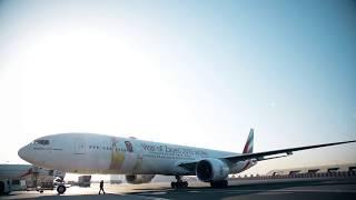 First Flight | New Emirates Boeing 777 | Emirates Airline